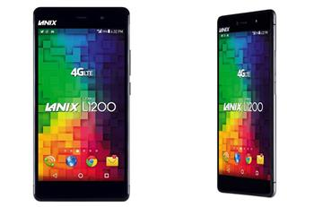 Ilium L1200, el nuevo Smartphone Lanix