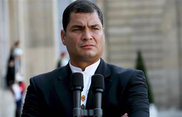 Presidente Correa dice que Ecuador puede acoger los diálogos