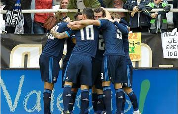Bale da vida al Real Madrid en Vallecas