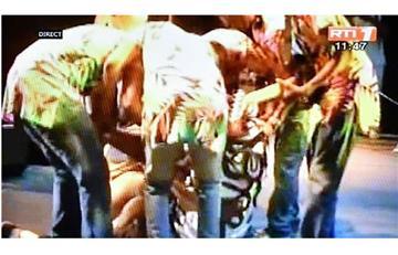 El cantante Papa Wemba murió en pleno escenario
