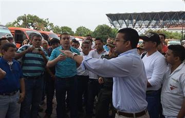 """Alcalde de Valledupar: """"Tú no mandas en la ciudad, el que manda soy yo"""""""