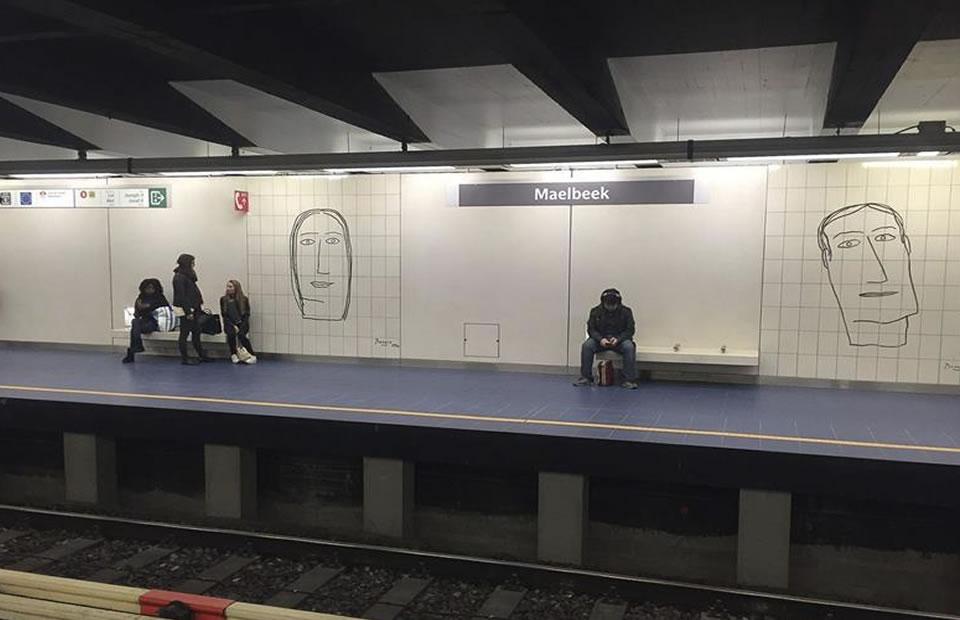 El metro de Bruselas vuelve a circular con normalidad tras los atentados