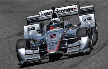 Juan Pablo Montoya terminó quinto luego de arrancar de último