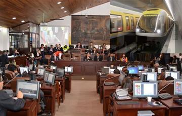 Concejo aprobó creación de empresa para gestionar el metro de Bogotá