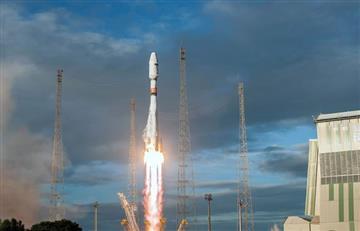 Despega, al cuarto intento, el satélite Sentinel-1B
