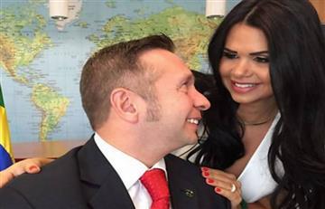 Esposa del ministro de Turismo de Brasil causa furor con sus fotos
