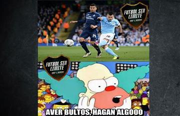 Los memes del partido del Manchester City y Real Madrid