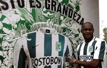 Víctor Ibarbo le dirá adiós al Atlético Nacional
