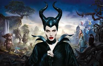 Angelina Jolie estará en la segunda parte de 'Maléfica'