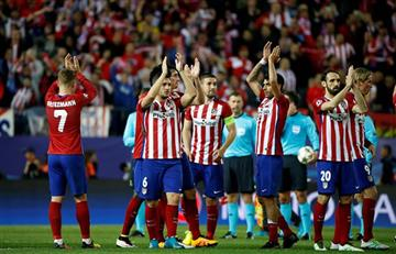 Atlético de Madrid venció al Bayern Múnich con un golazo