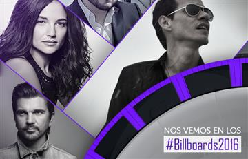 Billboard Latino 2016: Lista de nominados