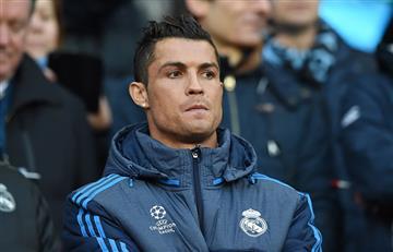 Cristiano Ronaldo tiene una rotura muscular