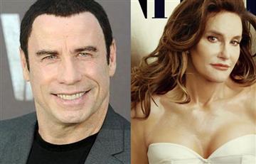 John Travolta y Caitlyn Jenner tendrían un romance
