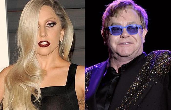 Lady Gaga y Elton John lanzan nuevo proyecto juntos