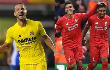 Villarreal vs. Liverpool: datos, formaciones y transmisión (EN VIVO)