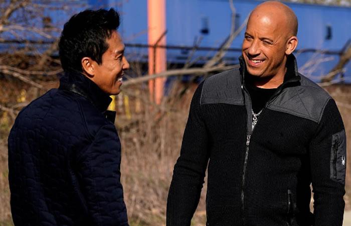 Vin Diesel se encuentra en Cuba rodando 'Rápido y Furioso 8'. Foto: Instagram