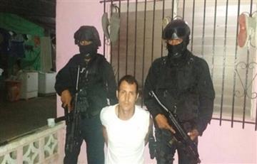 """Detenido alias """"El Paisa"""" miembro del Clan Úsuga"""
