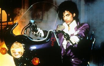 Millonaria subasta de una chaqueta de Prince