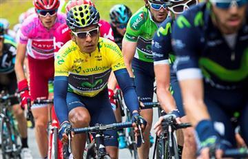 Nairo Quintana es favorito a quedarse con el Tour de Romandía