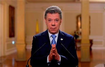 Santos convoca a consejo extraordinario de seguridad
