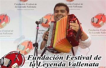 Jaime Dangond nuevo Rey del Festival de la Leyenda Vallenata