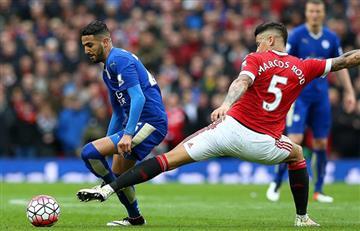 Premier League: Leicester empata con el United y aplaza su primer título de liga