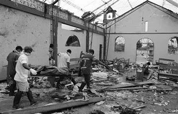 Bojayá: Luego de 14 años Colombia recuerda la masacre