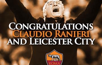 Leicester City campeón: el mundo del fútbol felicita a los 'Zorros'