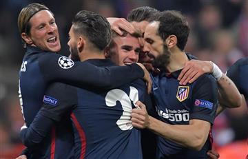 Atlético Madrid está en la final, eliminó al Bayern Múnich