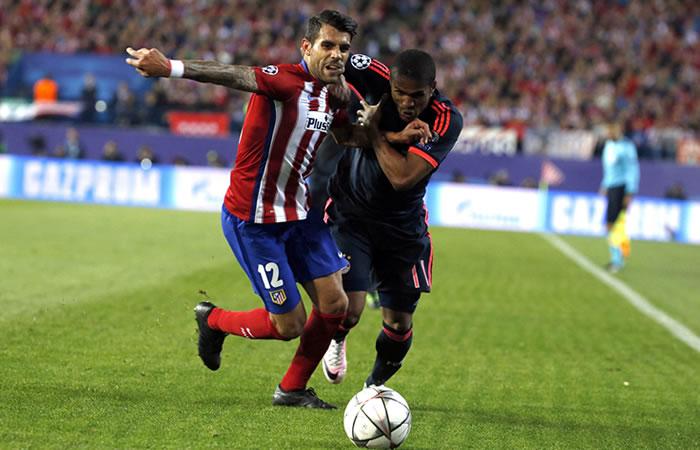Previa del partido Bayern Múnich vs. Atlético de Madrid. Foto: EFE