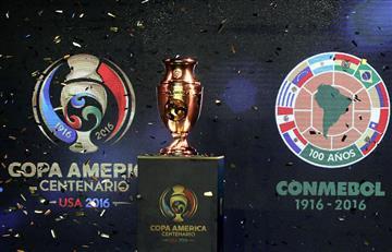 Copa América Centenario: lo que nadie vio del trofeo