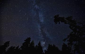 Lluvia de estrellas Halley este jueves