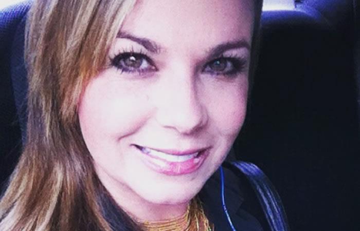 Carolina Sabino rompe el silencio y anuncia que está embarazada