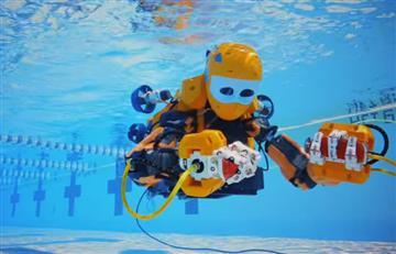 Crean robot humanoide para encontrar piezas arqueológicas