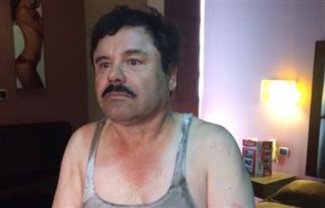 El 'Chapo' Guzmán se toma la TV