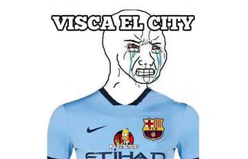 Los mejores memes que dejó la eliminación del Manchester City