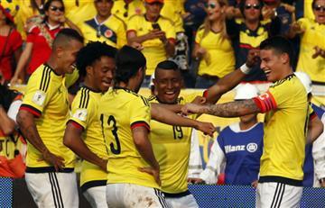 Selección Colombia confirma 40 jugadores para la Copa América