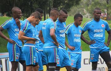 Selección Colombia: así entrenó la Sub-23 pensando en Río 2016