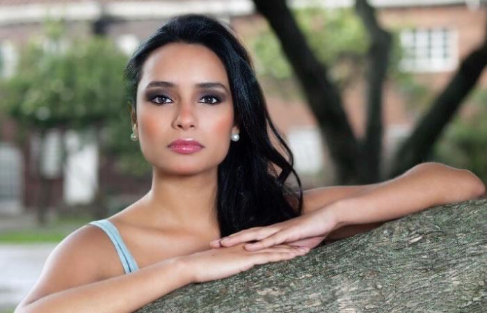 Susana Rojas denunció penalmente a su expareja por agresión. Foto: Twitter