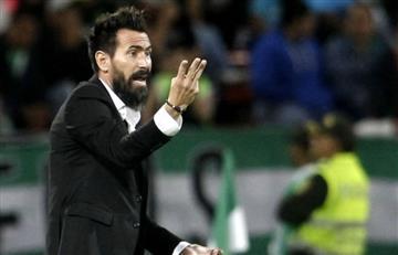 """Técnico de Huracán asegura que árbitro los llamó """"cagones"""""""