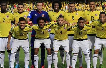 Colombia por delante de Alemania y España en el ránking FIFA
