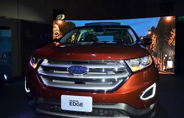 Ford Edge, la camioneta para los que quieren marcar diferencia