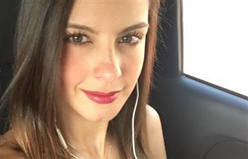 Laura Acuña anuncia su embarazo