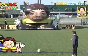 Messi superó un nuevo récord en la televisión japonesa