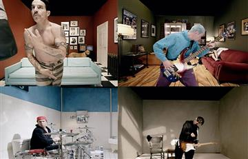 Red Hot Chili Peppers anuncia nuevo disco, 'The Getaway'