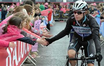 Rigoberto Urán solo piensa en ganar el Giro de Italia