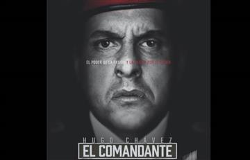 Andrés Parra dará vida a Hugo Chávez