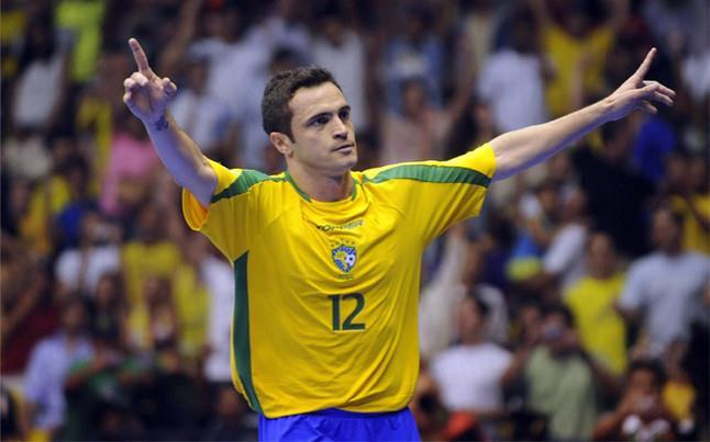 Falcáo, el mejor jugador de Fútsal, estará en Medellín ...