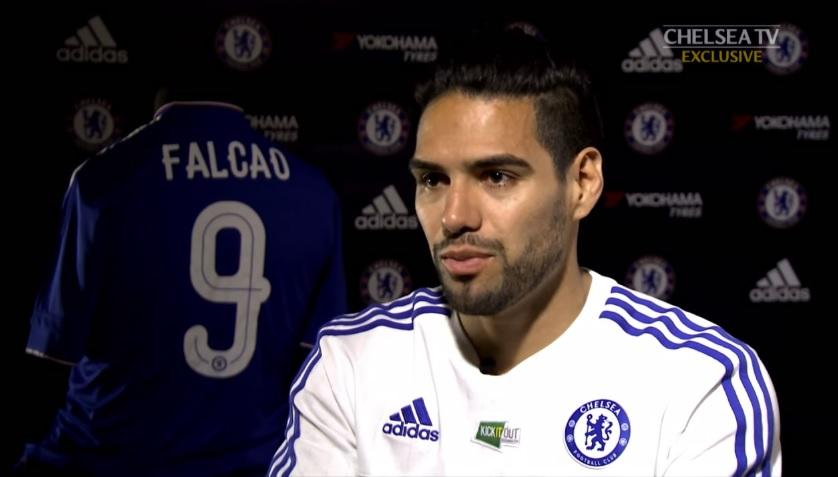 Falcao habló sobre su futuro. Foto: Youtube