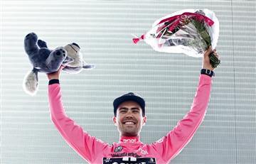 Giro de Italia 2016: Domoulin se queda con la maglia rosa